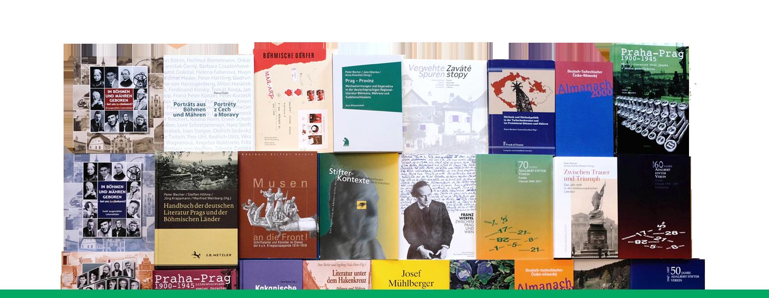 Publikationen – Adalbert Stifter Verein